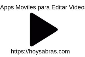 apps edicion videos moviles