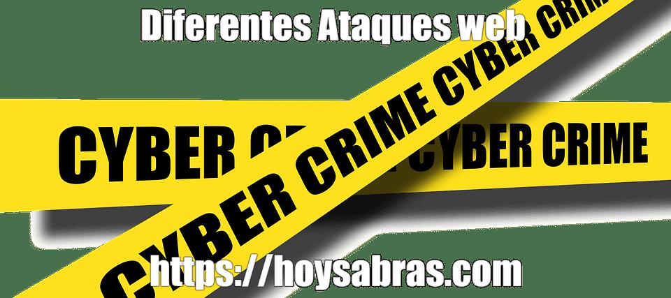 ataques ciberneticos web