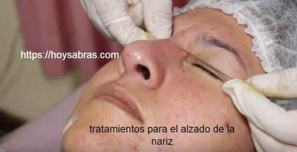 Varices internas en la nariz